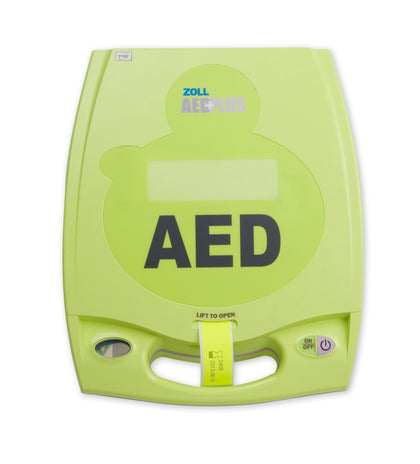Semi-Automatic Zoll AED Plus - Active Threat Solutions LLC