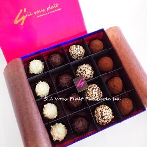 Chocolate Truffles Box