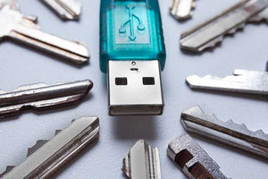 How Safe Is Your USB Thumb Drive?