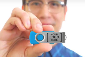 Why You Should Take Branded USB Sticks to Your Next Trade Show