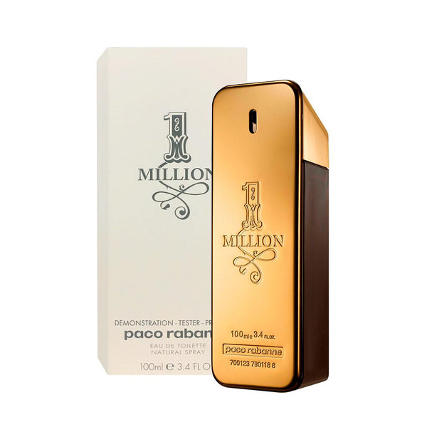 1 Million Paco Rabanne Edt 100Ml Hombre Tester