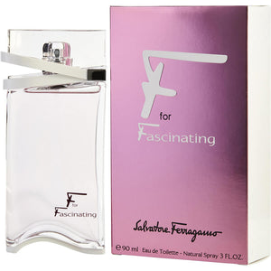 F For Fascination EDT 90ml Mujer