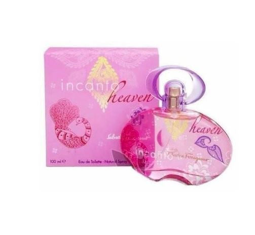 Incanto Heavens Salvatore Ferragamo Edt 100Ml Mujer