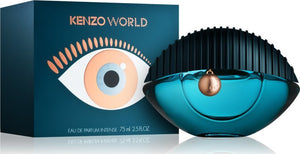 Kenzo World Edp Intense 75Ml Mujer
