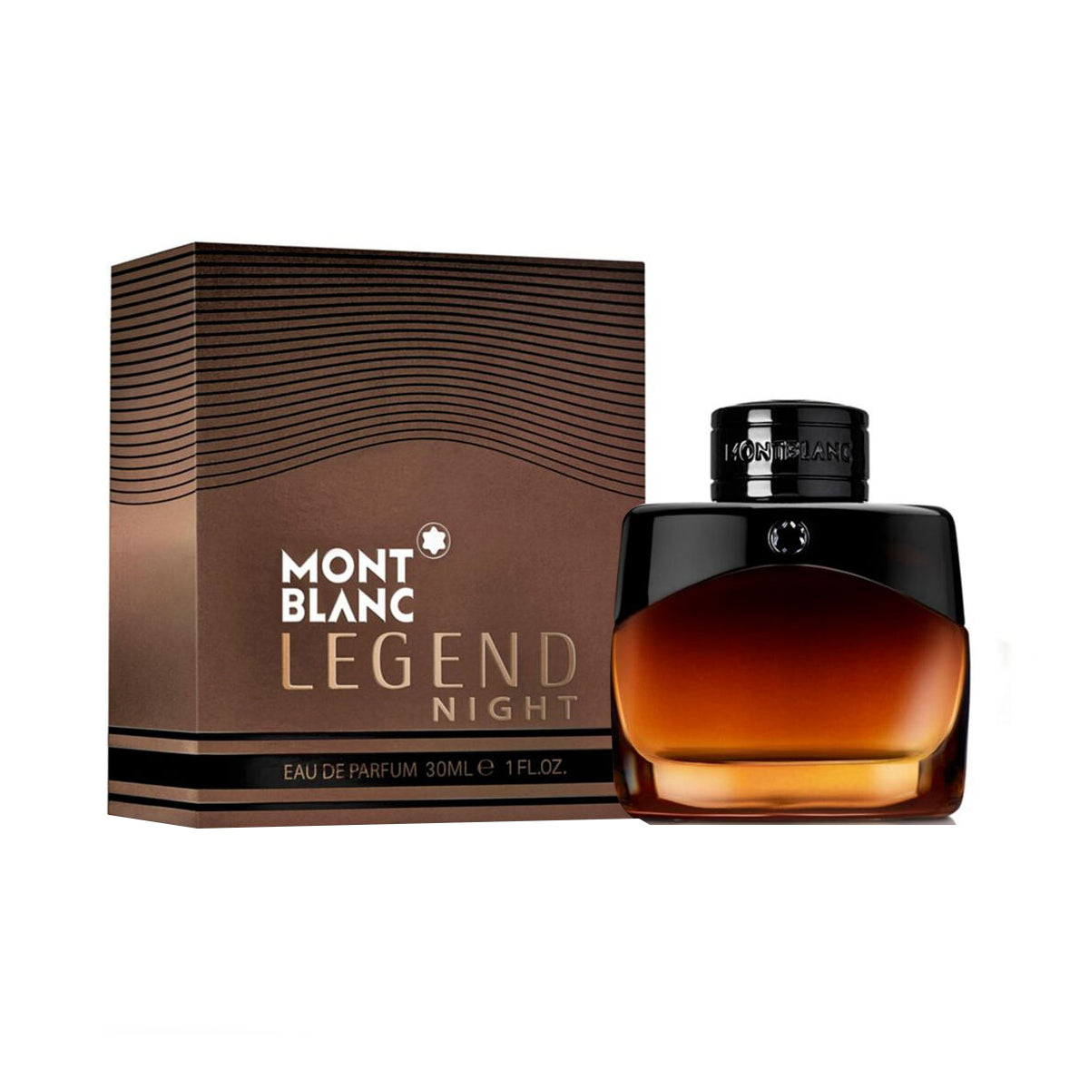 Legend Night Mont Blanc Edp 30ml Hombre