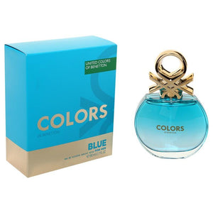 Colors Blue 80ML EDT Mujer Benetton