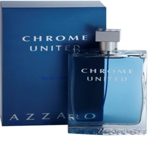 Azzaro Chrome United 200ML EDT Hombre Azzaro