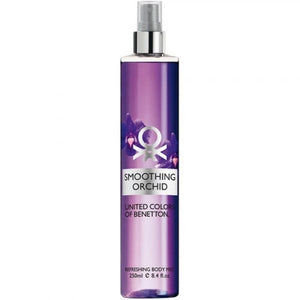 Smoothing Orchid Mist Colonia 250ML EDT Mujer Benetton