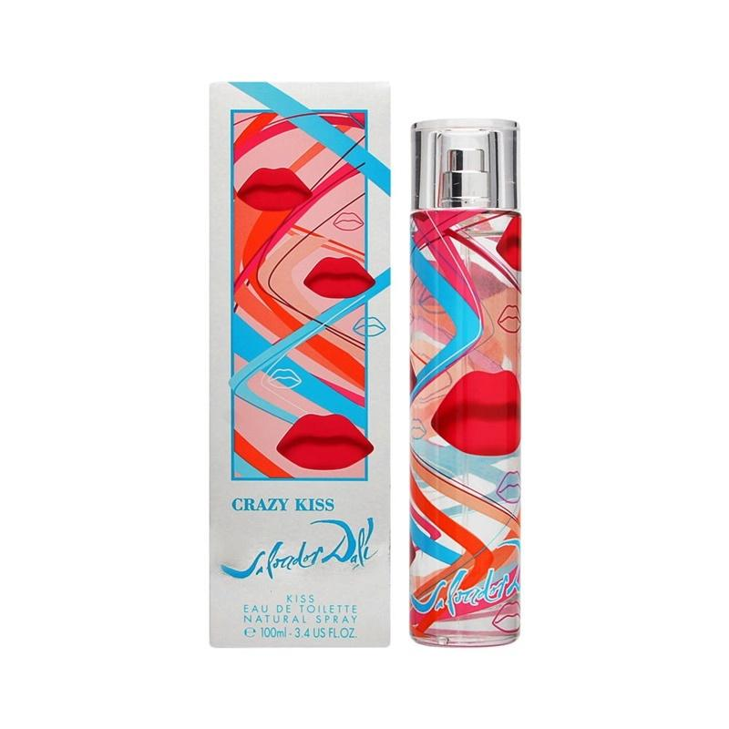 Crazy Kiss 100ML EDT  Mujer Salvador Dali