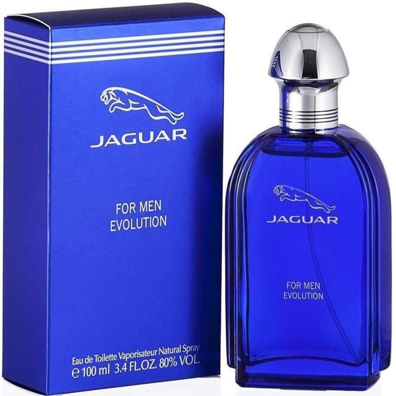 Jaguar Evolution 100ML EDT Hombre Jaguar