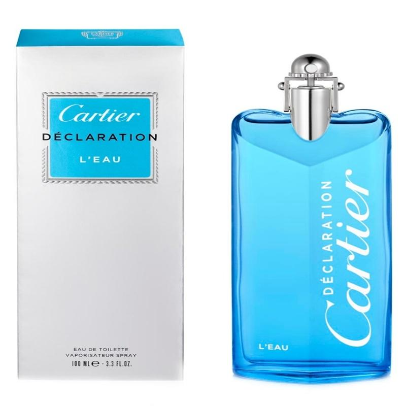 Declaration L´Eau Hombre 100ML EDT Cartier