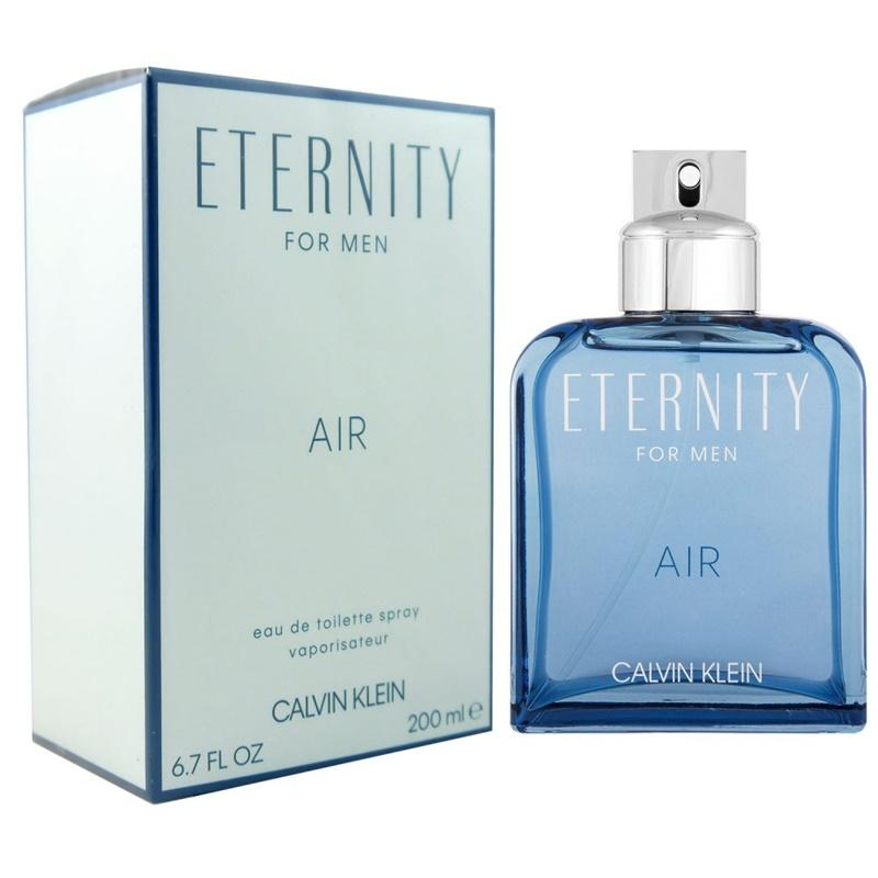 Eternity For Men Air 200ML EDT Hombre Calvin Klein