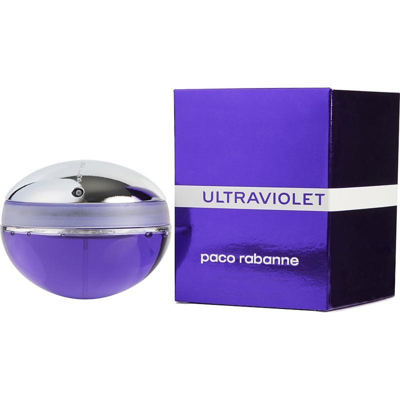 Ultraviolet 80ML EDP Mujer Paco Rabanne