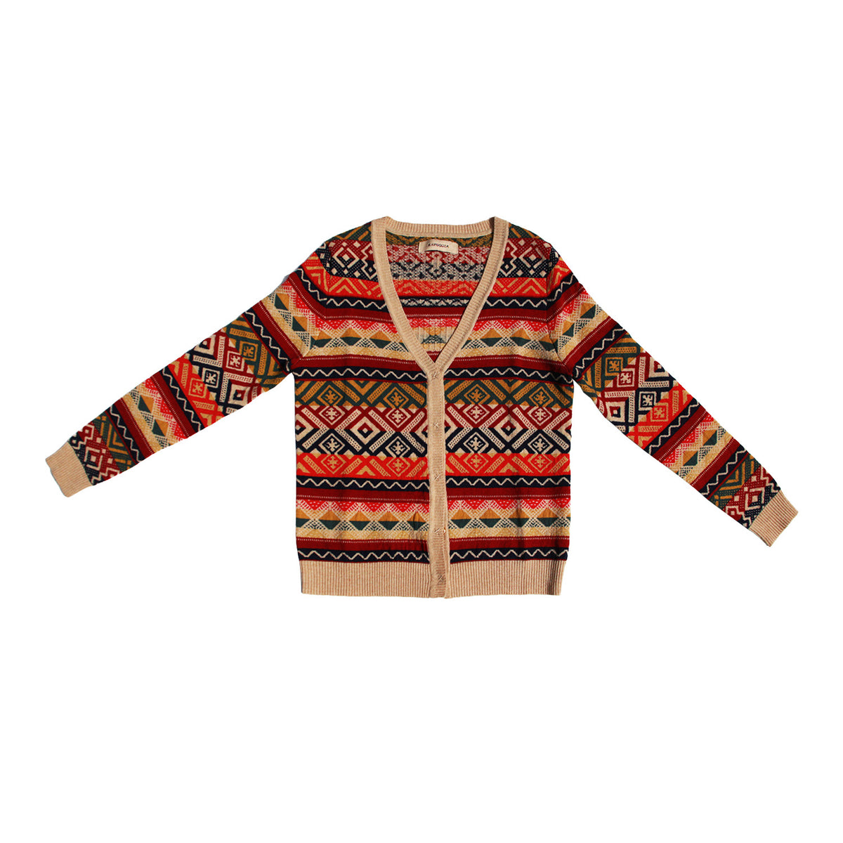 Sweater Rapsodia  Janis Multicolor
