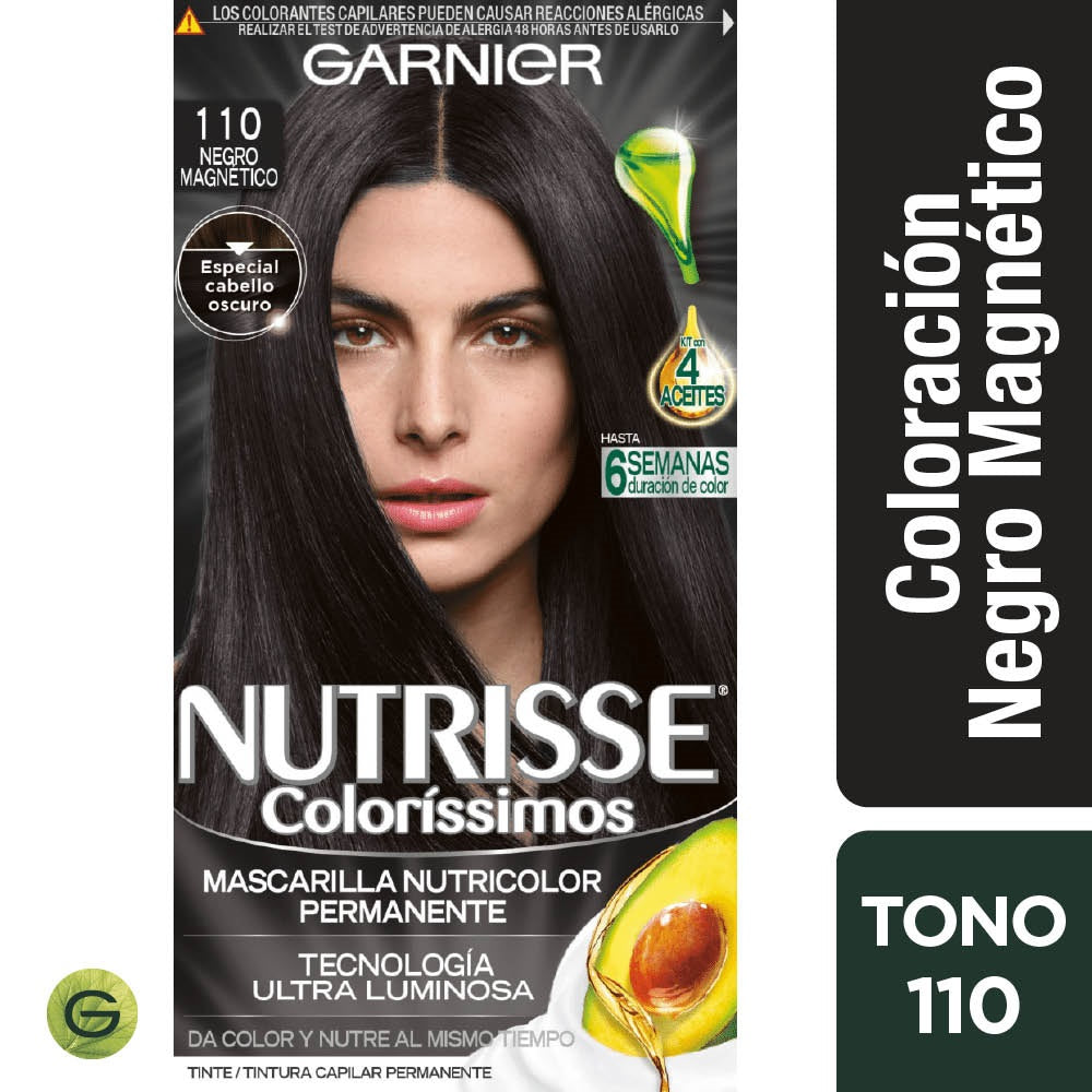Nutrisse Colorissimo 110 3 Aceites