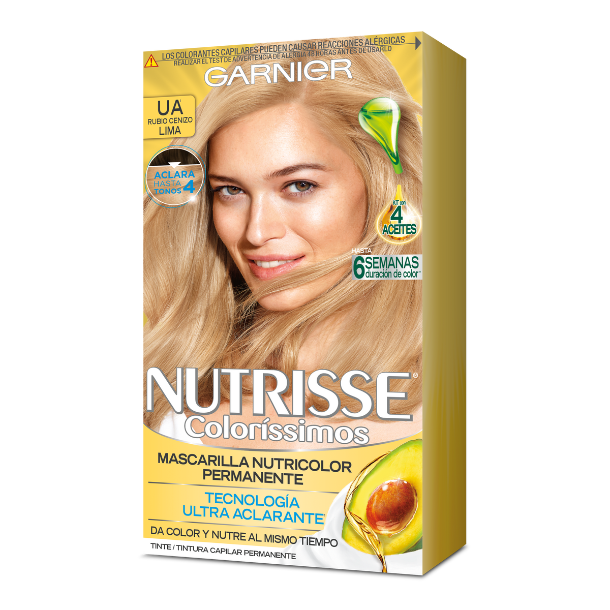 Nutrisse Colorissimo 10.1 3 Aceites