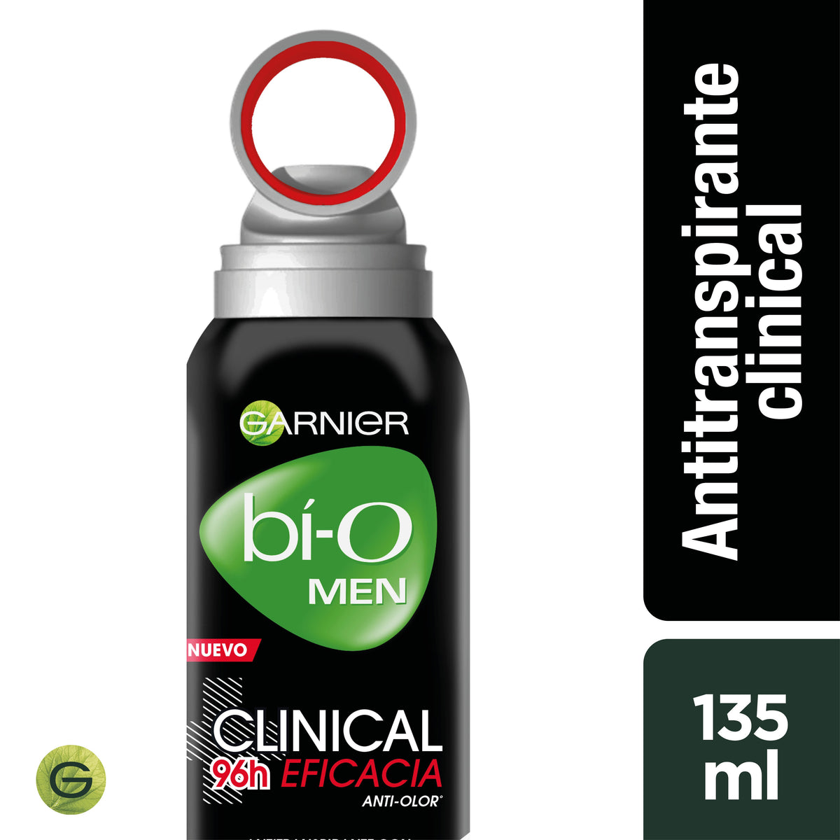 Desodrante Bio Hombre Clinical Spray 135 ml