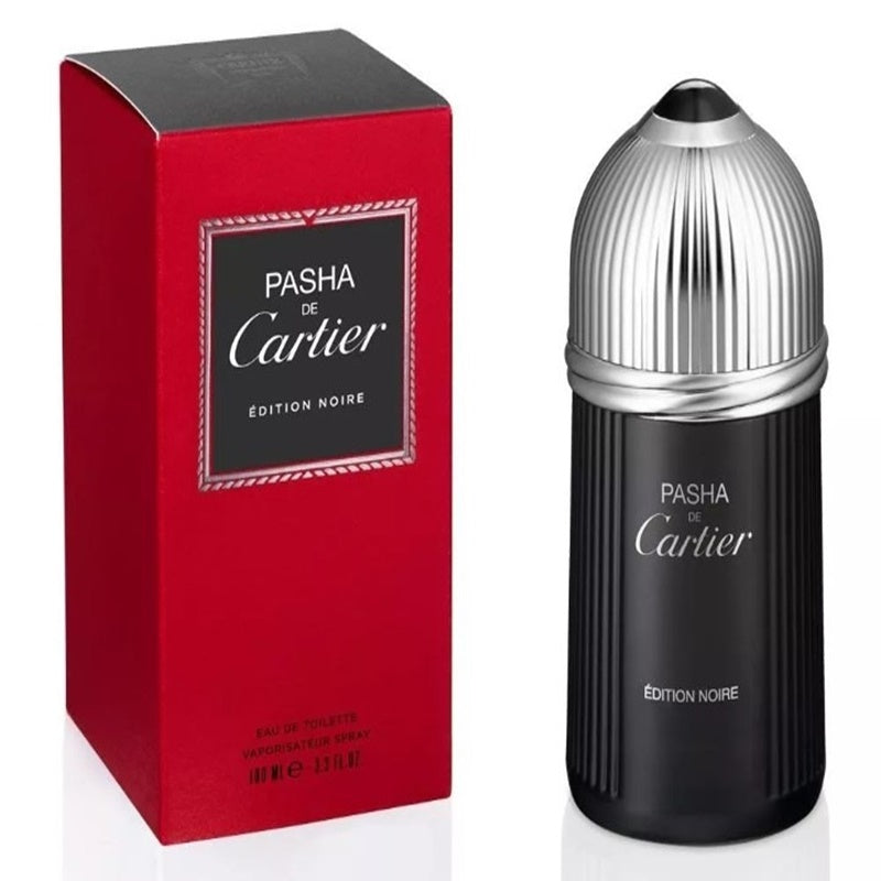 Pasha de Cartier Edition Noir 100ML EDT Hombre Cartier