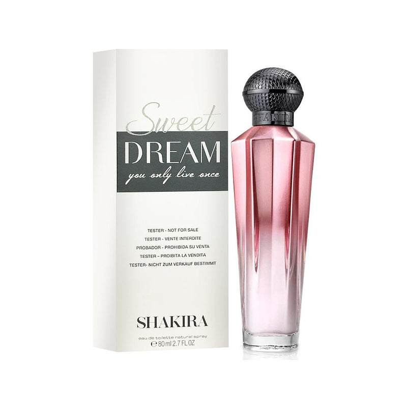 Shakira Sweet Dream Edt Tester 80 Ml Mujer