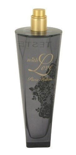 With Love Tester 100ML EDP Mujer Paris Hilton