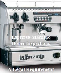 Espresso Machine Boiler Inspections