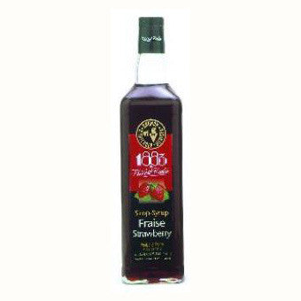 Philibert Routin Strawberry Syrup (1ltr)