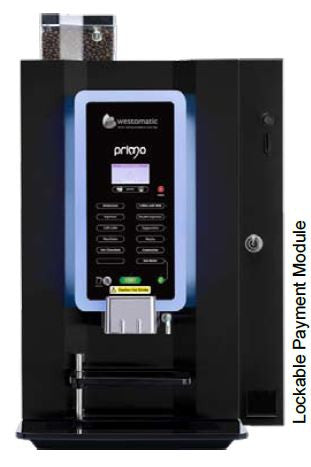 Primo Bean To Cup Vending Machine