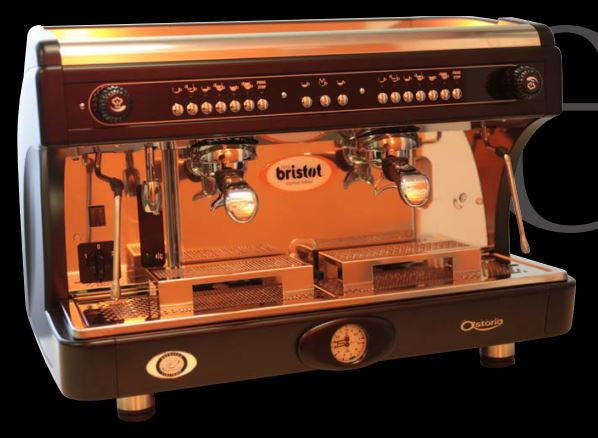 Bristot Astoria 2 Group Espresso Coffee Machine New Model Coffeemanuk Uk Coffee Supplier