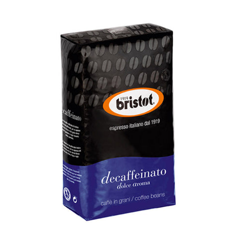 Bristot Coffee Beans - Decaffeinated