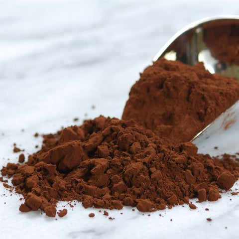 chocolate-powder