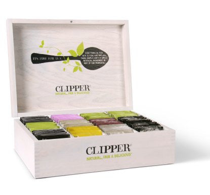 Clipper Tea Chest