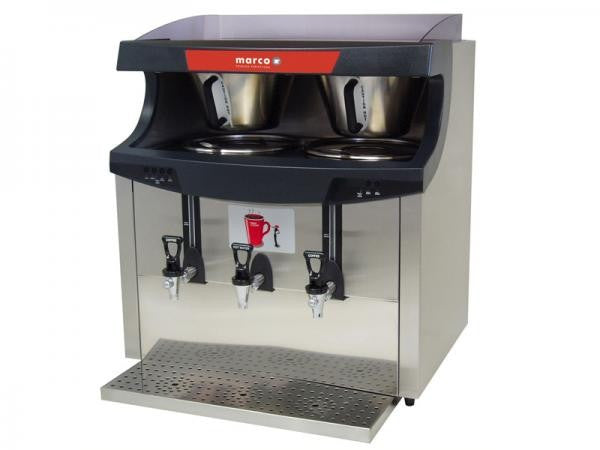 Marco Qwikbrew twin Hot water boiler by Marco | Coffeemanuk UK ...