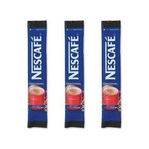 Nescafe decaffeinated Coffee Sticks x200