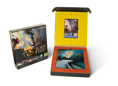 Born of Fire Boxed Set