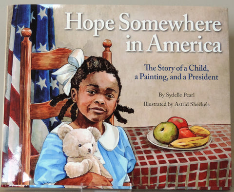Hope Somewhere in America by Sydelle Pearl