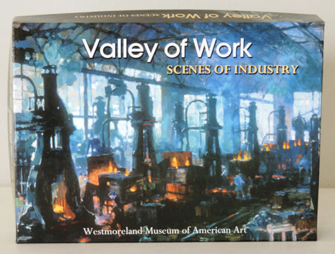 Valley of Work: Scenes of Industry Boxed Note Cards