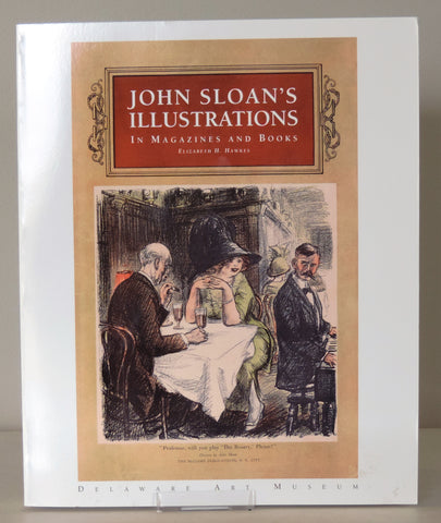 John Sloan's Illustrations in Magazines and Books