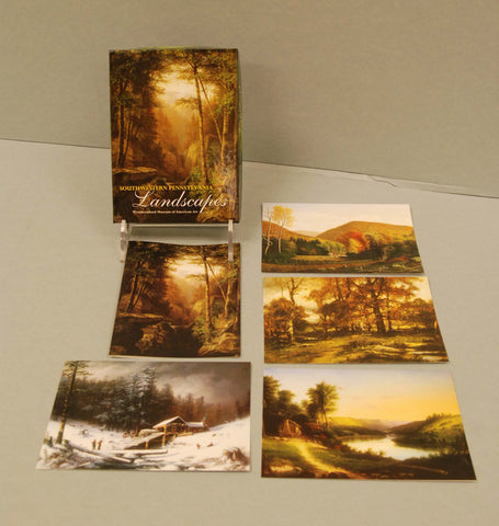 Southwestern PA Landscapes Boxed Note Cards