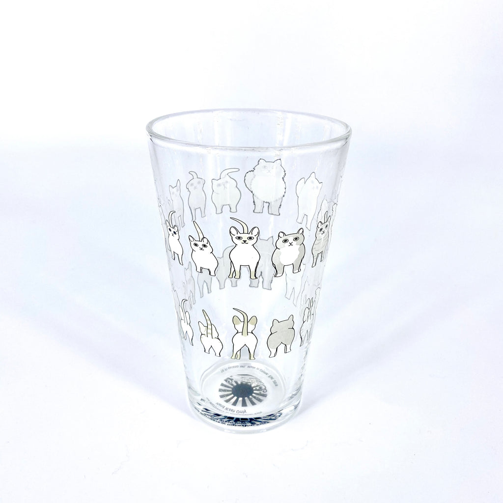 Cats ThermoH Color Changing Pint Glass