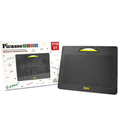"PICASSO Magnetic Drawing Board - 10x12"", 748 Beads"