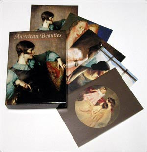 American Beauties Boxed Note Cards