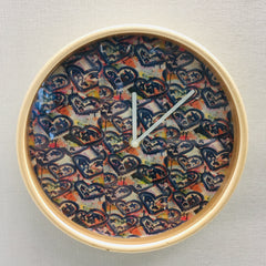 Nothing but Love! Wall Clock - D.S Kinsel