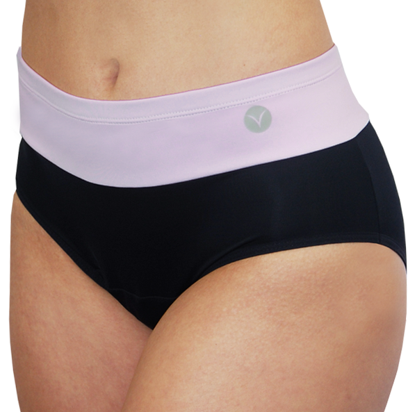 Bali – Pink – Women's Period Panties - FANNYPANTS® Incontinence panties/ briefs