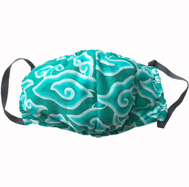 Butterfly Face Mask – Clouds - FANNYPANTS® Incontinence panties/ briefs