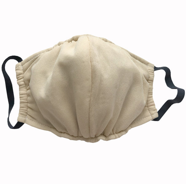 Butterfly Face Mask – Unisex – Sand - FANNYPANTS® Incontinence panties/ briefs