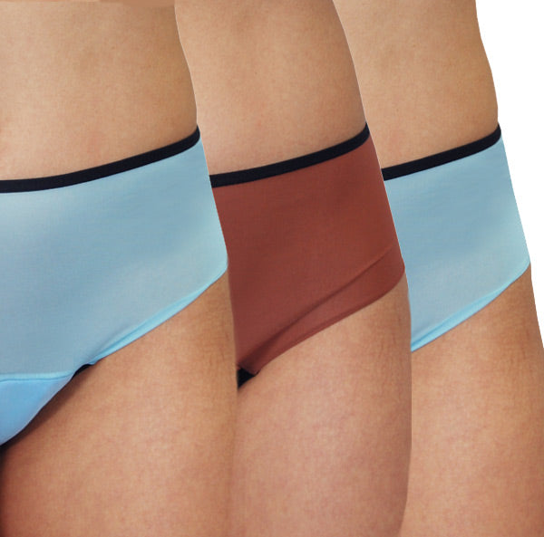 Canyon – Set – Women's Incontinence Panties - FANNYPANTS® Incontinence panties/ briefs