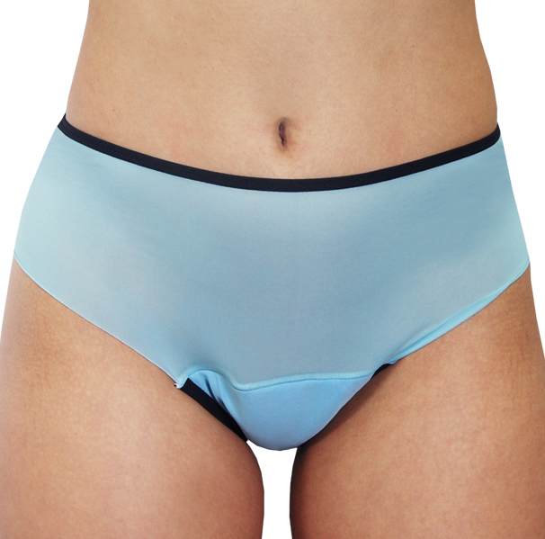 Canyon – Blue – Women's Incontinence Panties - FANNYPANTS®