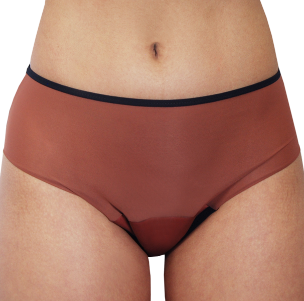 Canyon – Copper – Women's Incontinence Panties - FANNYPANTS® Incontinence panties/ briefs