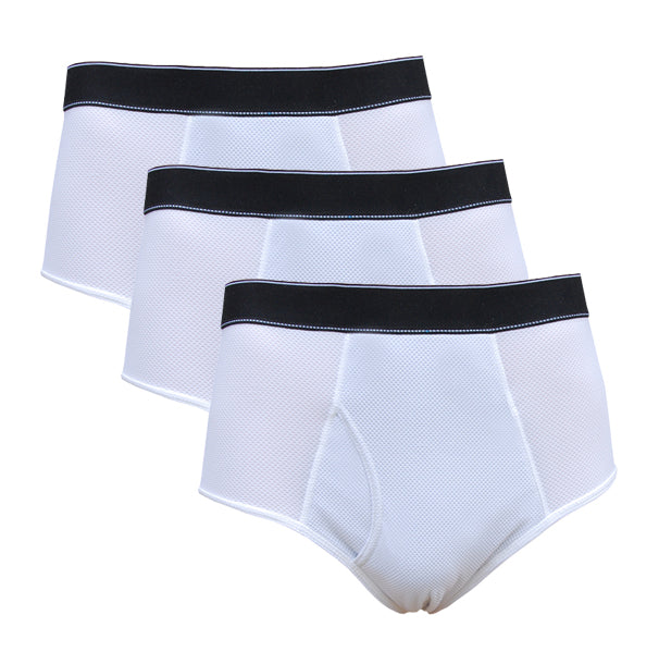 Denali Set of 3 Incontinence Men's Briefs - FANNYPANTS® Incontinence panties/ briefs