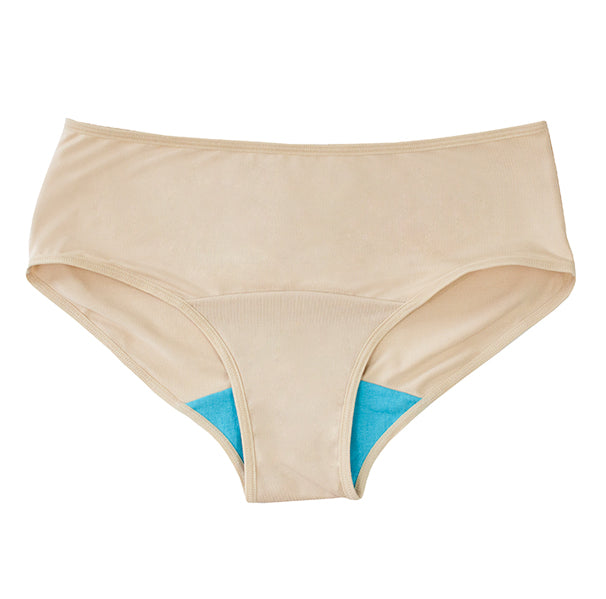 Freedom – Nude – Incontinence Panties [No Snaps] - FANNYPANTS® Incontinence panties/ briefs
